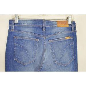 Joe's Jeans Jeans - Joe's Jeans 27 x 33 Easy High Water Mariela wash r